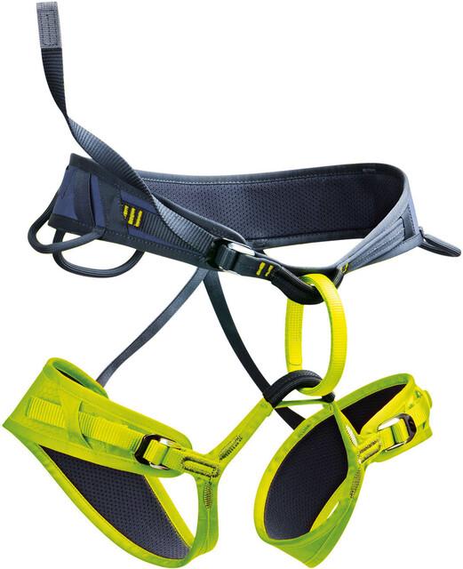 Klettergurt Edelrid Atmosphere : Edelrid wing harness slate oasis campz